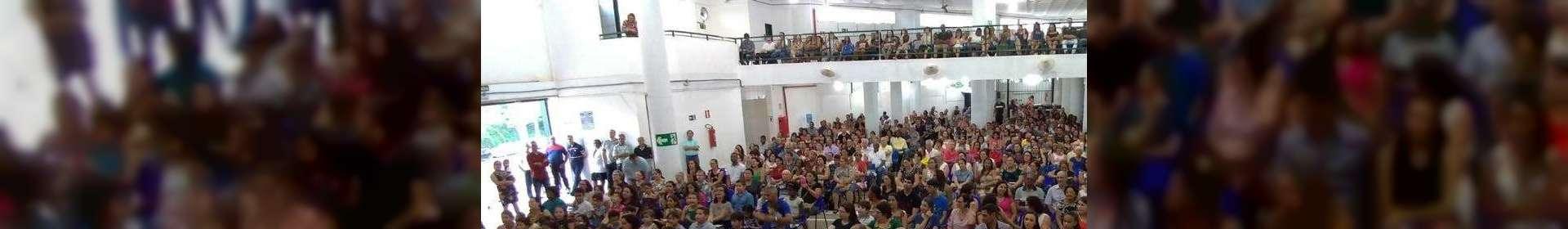 Seminário é realizado para membros de Cataguases (MG)