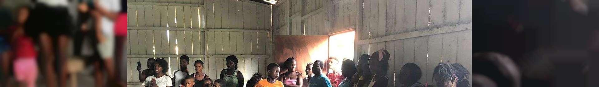 Trabalho de assistência alcança mais um país africano