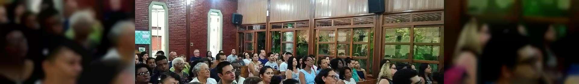 Igreja Cristã Maranata em São Paulo completa 11 anos