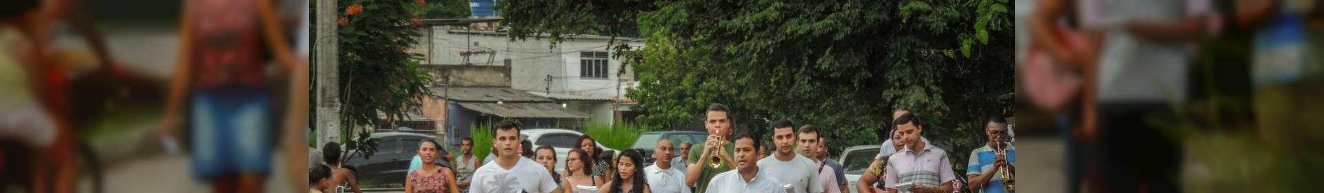 Igrejas Cristã Maranata no Rio de Janeiro e Distrito Federal realizam evangelizações