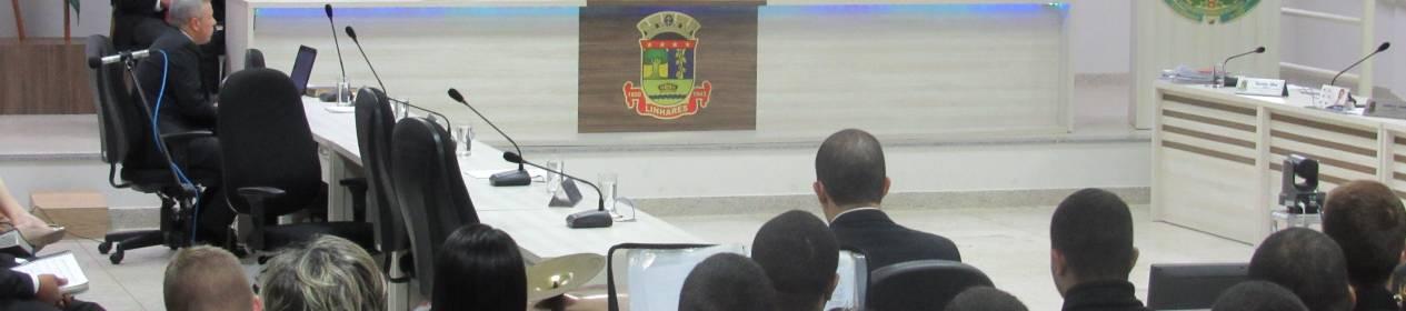 Câmara Municipal de Linhares (ES) homenageia a Igreja Cristã Maranata