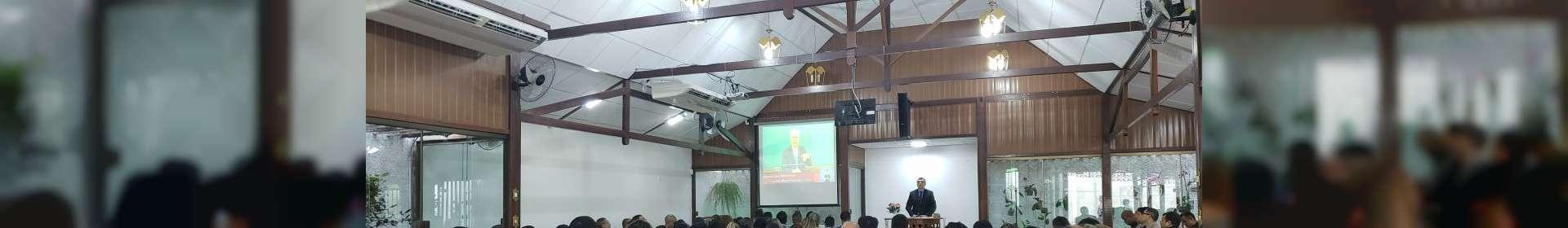 Participação na Escola Bíblica Dominical em todo o Brasil