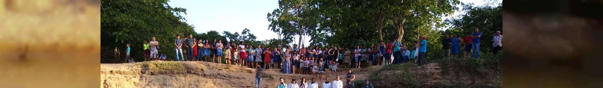 Batismos pelo Brasil em setembro de 2019