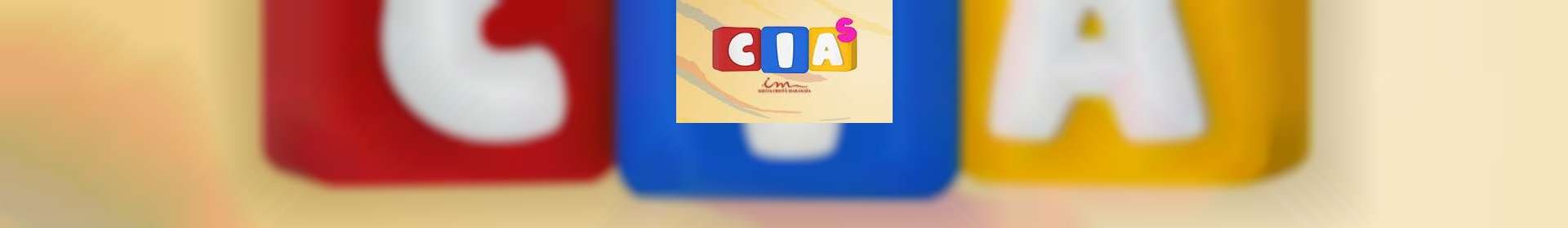 Aula de CIAS: classe de 3 a 7 anos - 23 de abril de 2020