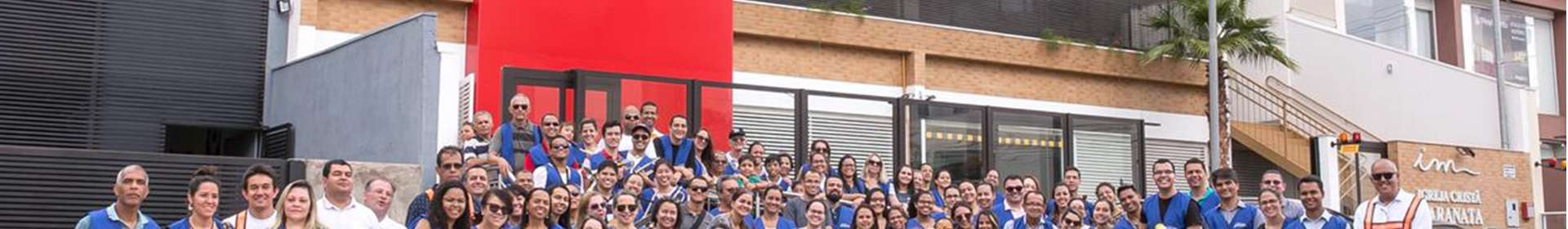 Igreja Cristã Maranata realiza evangelização em Águas Claras, DF