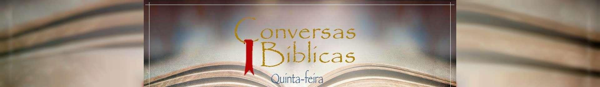 Conversas Bíblicas: Clamor pelo sangue de Jesus - Parte 3