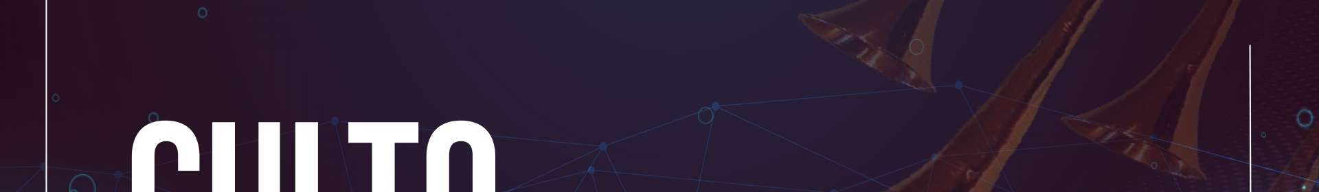 Culto via satélite exibido em 04/02/2020