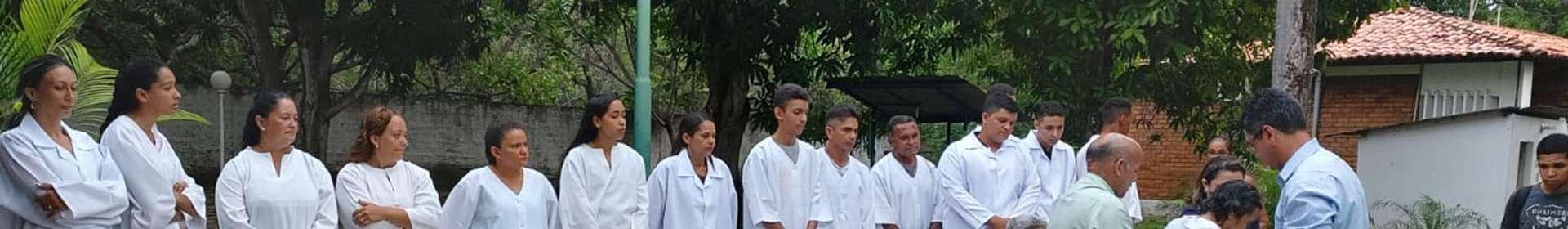 Batismos realizados por Igrejas Cristã Maranata em janeiro de 2020