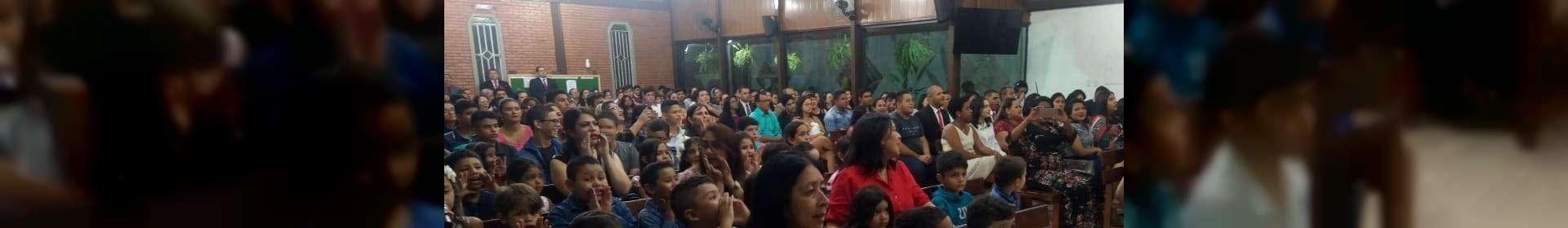 Igreja Cristã Maranata em Manoa, Manaus, completa 12 anos