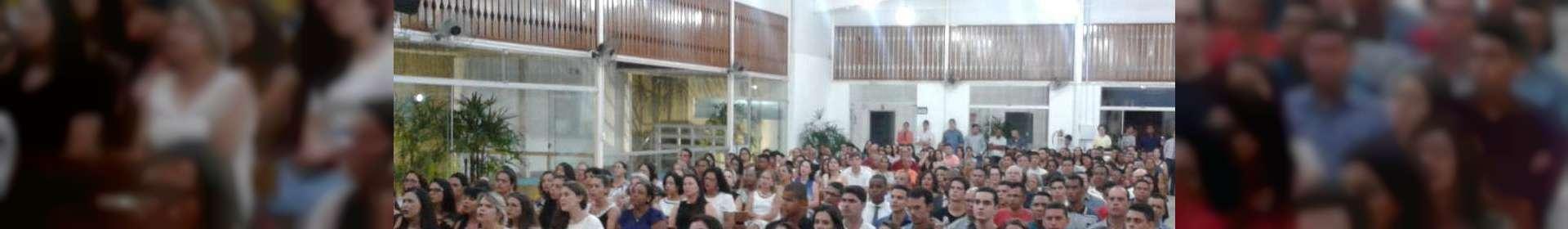Igrejas Cristã Maranata da Região de Caratinga (MG) participam de culto especial