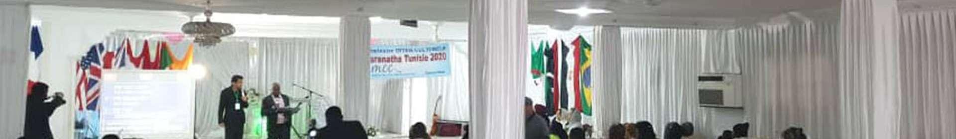 Igreja Cristã Maranata realiza seminário em Tunísia, país norte-africano