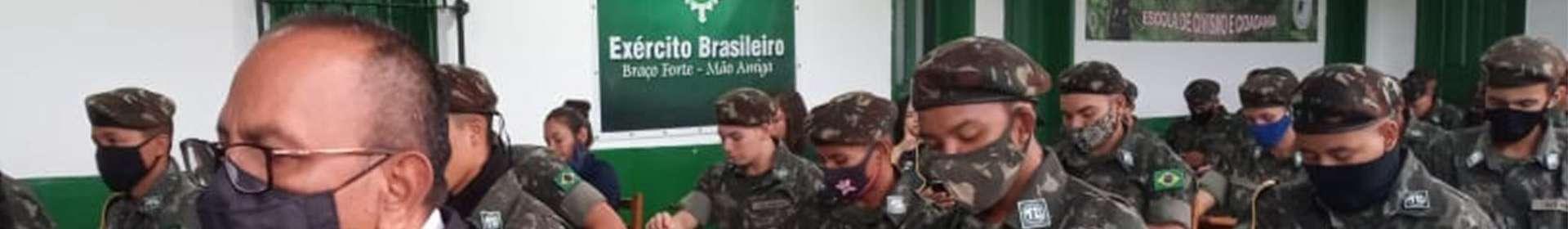 Igreja Cristã Maranata realiza cultos com Oficiais do Exército Brasileiro