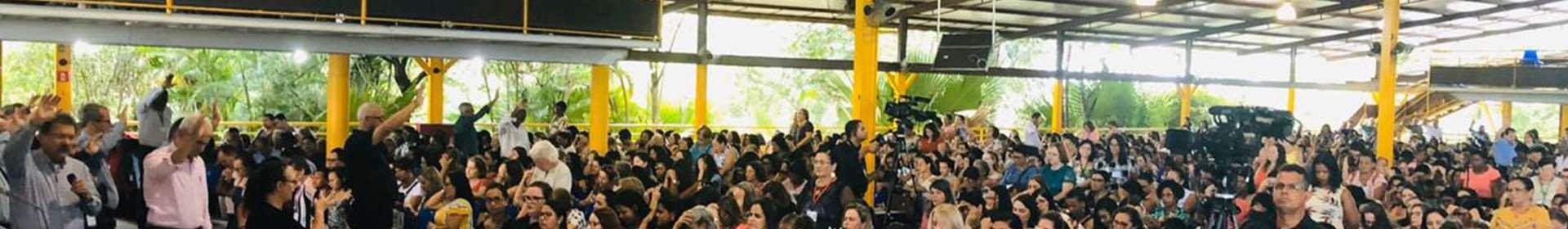 Seminário da Igreja Cristã Maranata reúne senhoras e professoras no Brasil e exterior