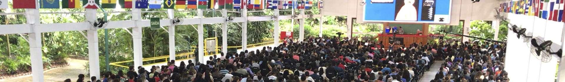 Igreja Cristã Maranata aborda temática Ciência e Fé em seminário para jovens