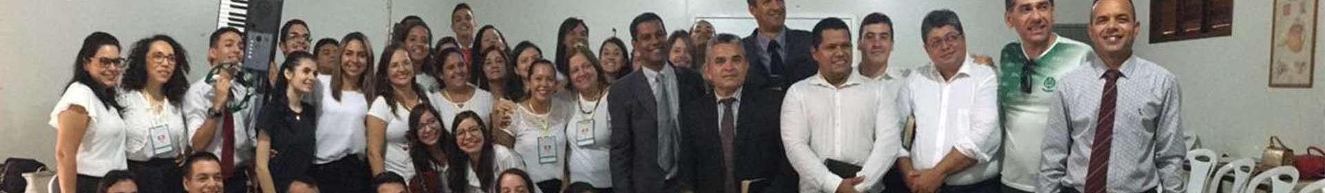 Instituto de Cegos no Ceará recebe membros da Igreja Cristã Maranata para culto evangelístico