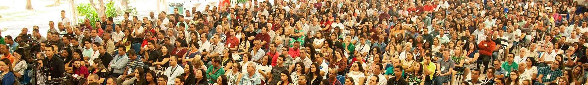 Seminário da Igreja Cristã Maranata em Governador Valadares reúne cerca de 1.400 pessoas