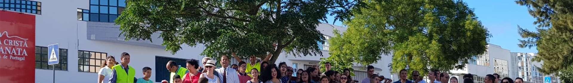 Igrejas Cristã Maranata de Portugal realizam evangelização