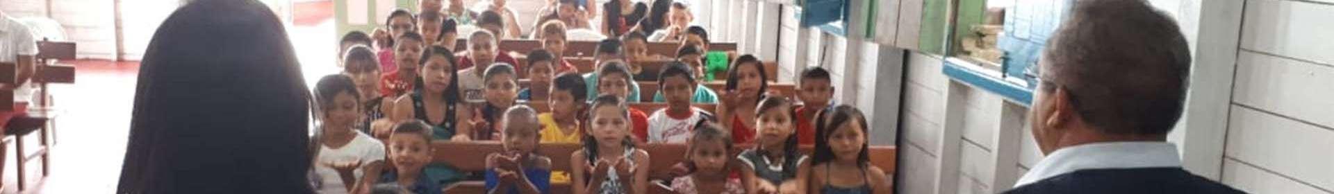 Atividades especiais são realizadas em São Sebastião da Boa Vista, Pará