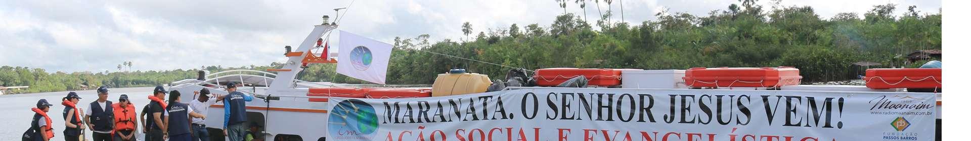 Sétima Missão Amazônia - Bagre e São Sebastião da Boa Vista, PA