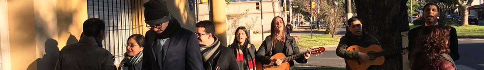 Igrejas Cristã Maranata na Argentina se dedicam à evangelização