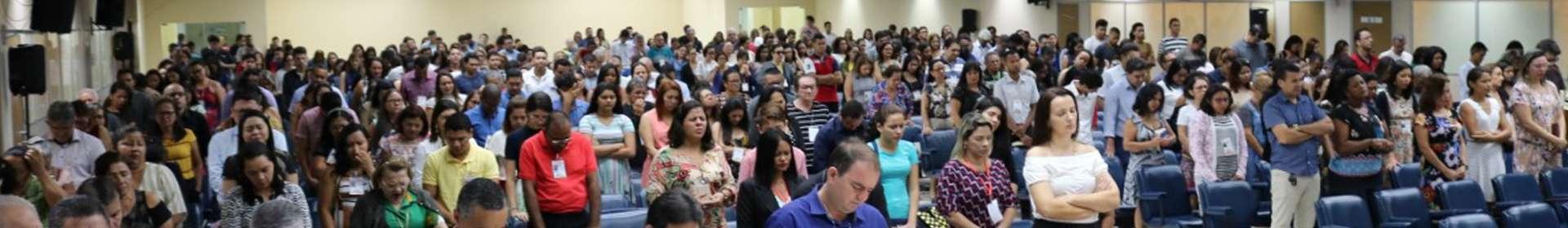 Seminário de principiantes é realizado em Belém, PA