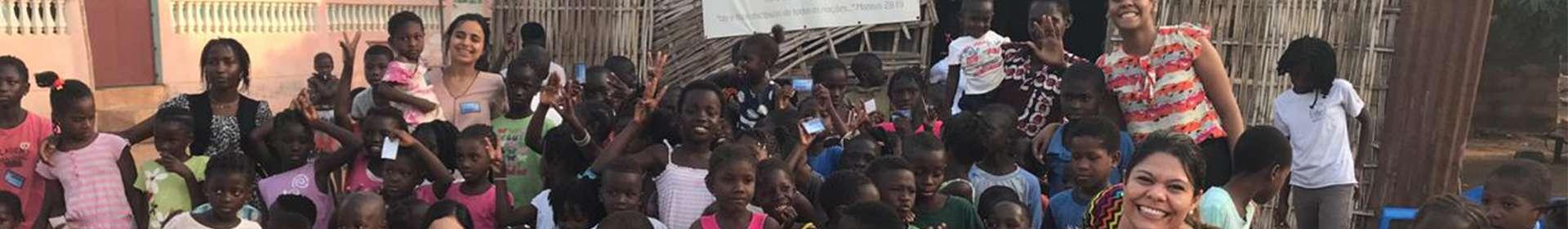 Trabalho de assistência alcança países da África Ocidental