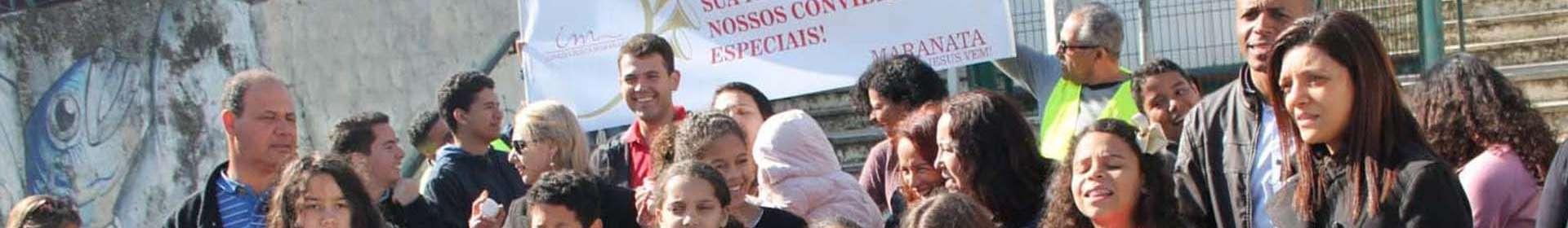 Igreja Cristã Maranata de Cruz de Pau, em Portugal, realiza evangelização