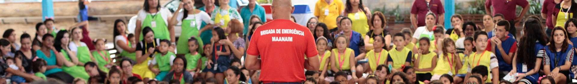 Seminário Unidos em Família reúne membros da Igreja Cristã Maranata no Maanaim de Divinópolis, MG