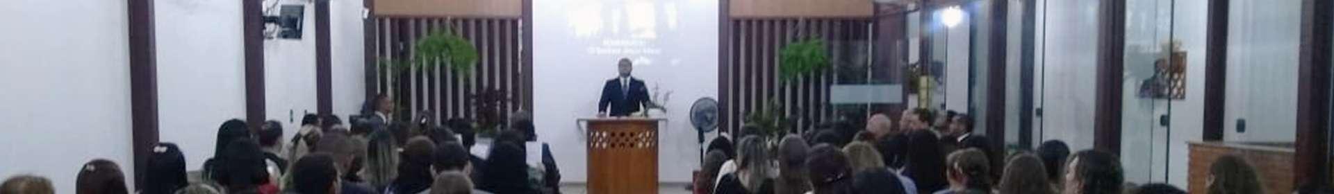Igreja Cristã Maranata em Nova Venécia (ES) vivencia experiência ao completar 21 anos