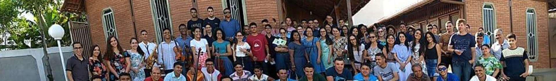 Área de Pinheiros (ES) participa de cultos especiais e evangelização