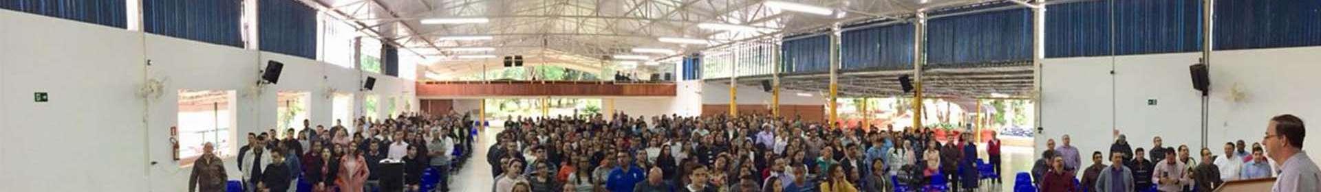 Região de Uberlândia participa de Seminário no Maanaim local