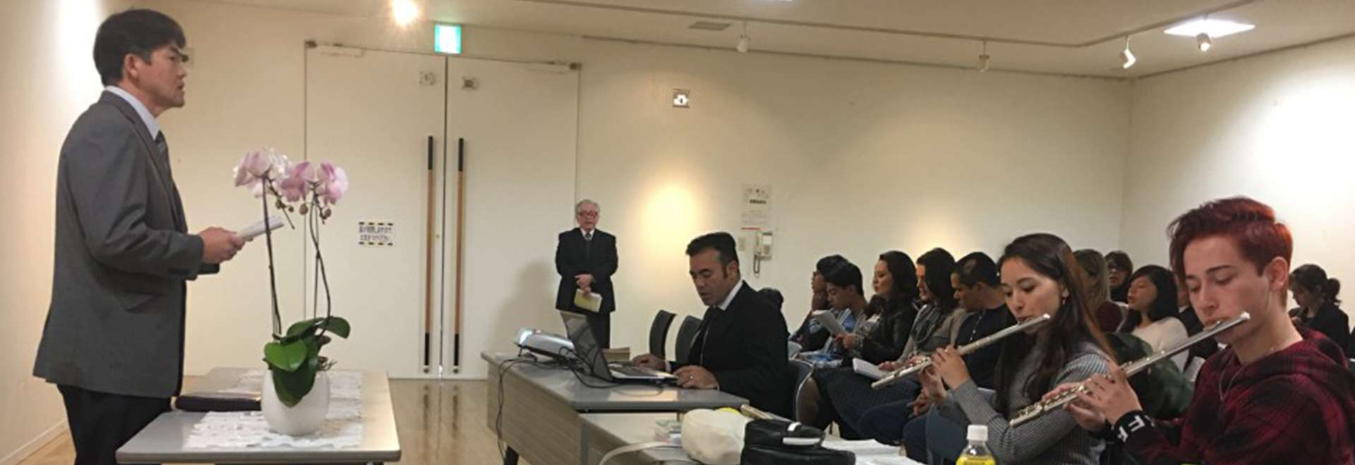 Igreja Cristã Maranta realiza seminário em Nagoya, Japão