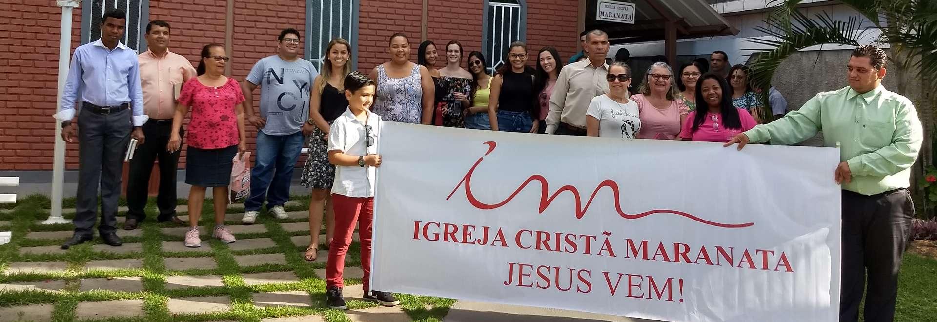Evangelizações da Igreja Cristã Maranata em outubro de 2019