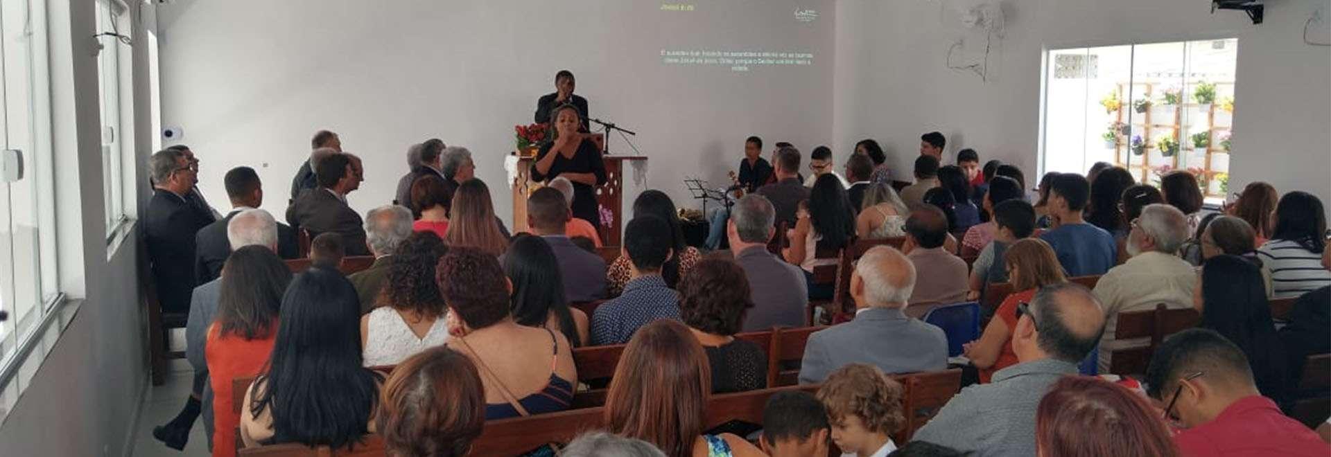 Novos templos da Igreja Cristã Maranata são consagrados a Deus
