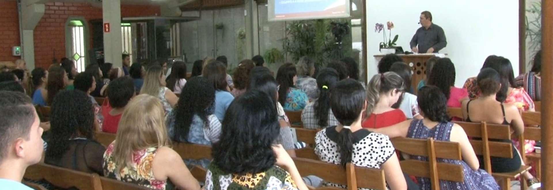 Encontro de Louvor - Igreja Cristã Maranata de Paul, Vila Velha (ES)