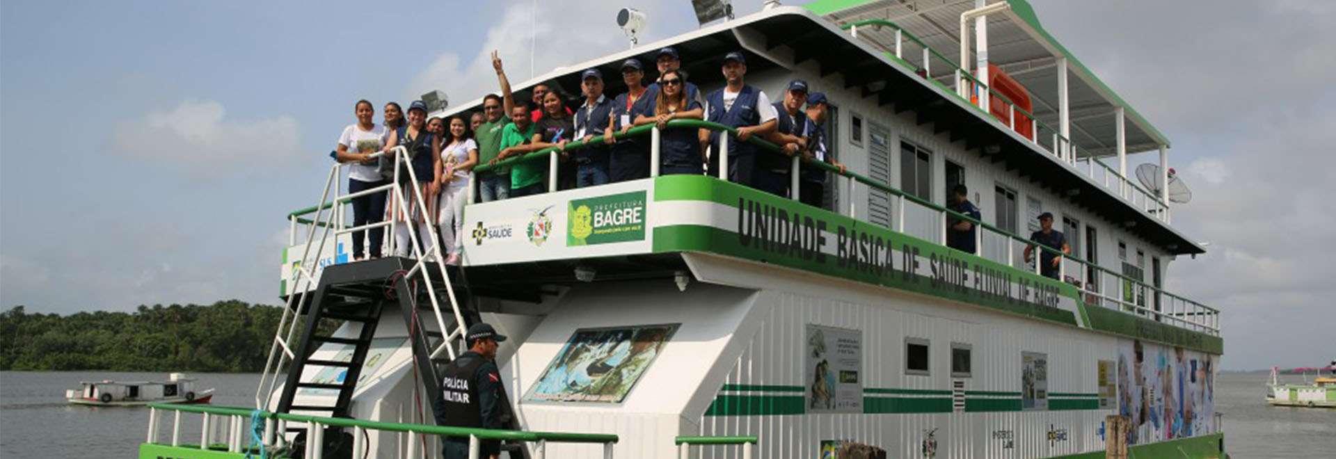 Oitava Missão Amazônia apresenta novidade no roteiro de viagem