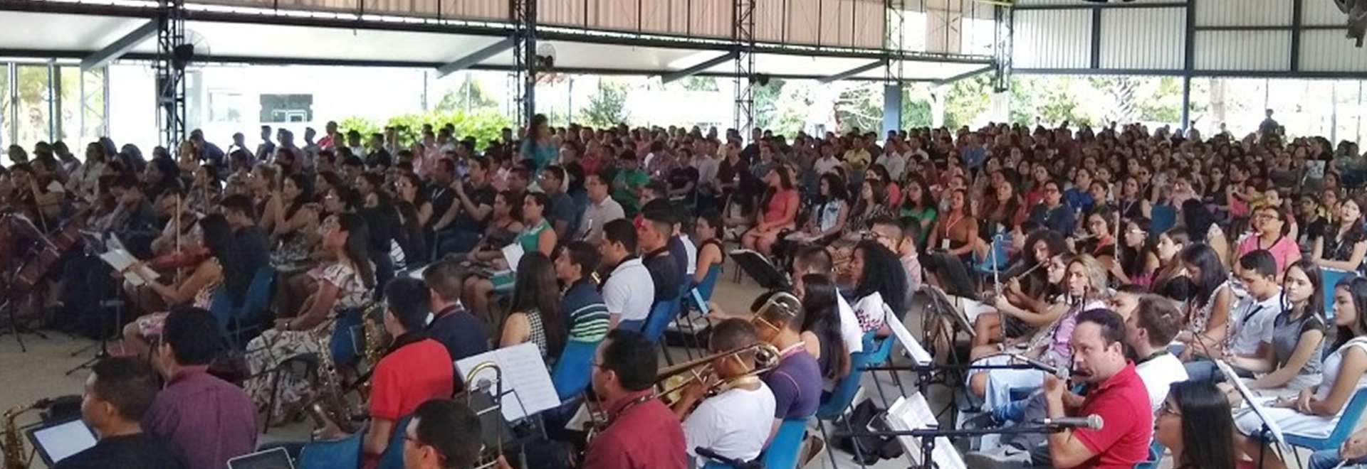 Regiões do Ceará, Maranhão e Teresina participam de Seminário de Louvor