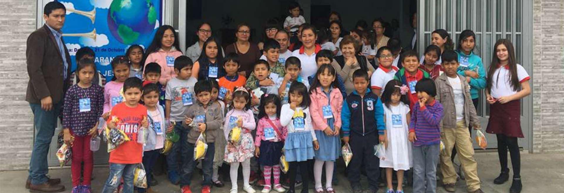 Seminário de Crianças e Adolescentes no Exterior - Outubro 2018