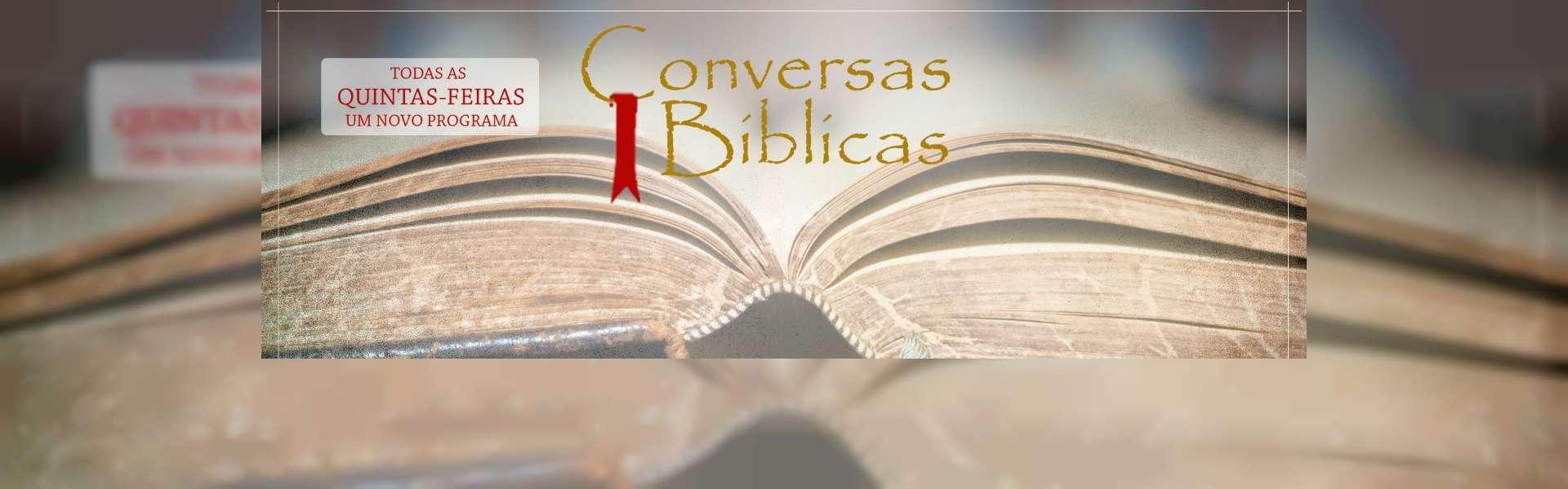 Conversas Bíblicas: Pecado Original - Parte 2